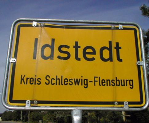 Kiesabbau in Idstedt